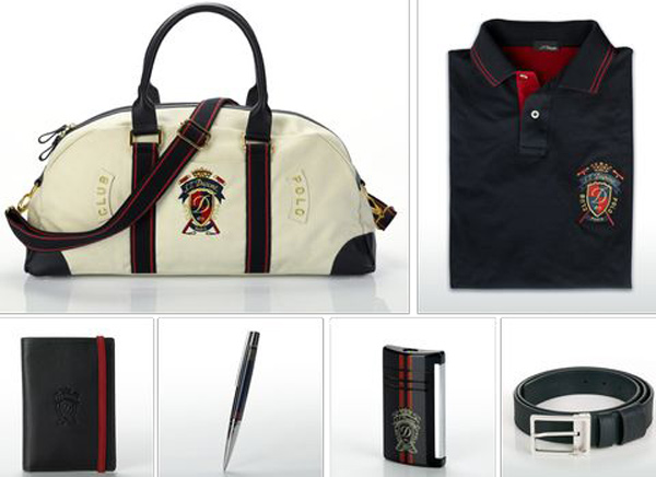 ...коллекцию Polo, отдающую дань уважения элитарному виду спорта - поло.